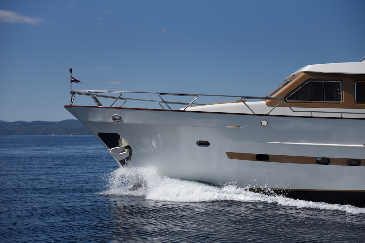 Motor yacht Blanka - Luxury bot for charter in Croatia